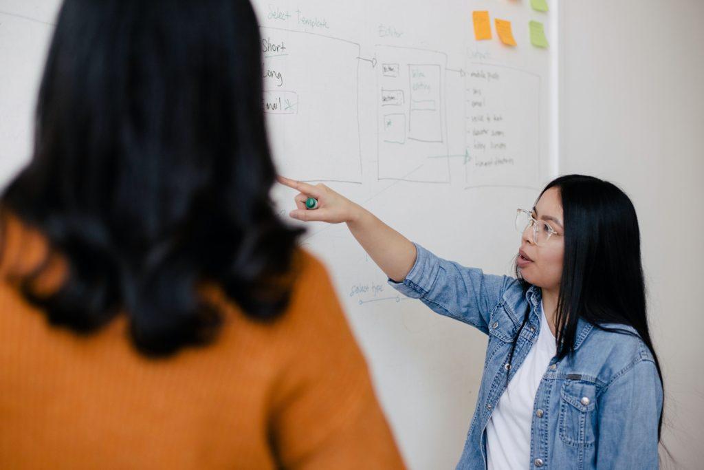 Geflüchtete Frauen besser fördern und auch sie in den Arbeitsmarkt integrieren